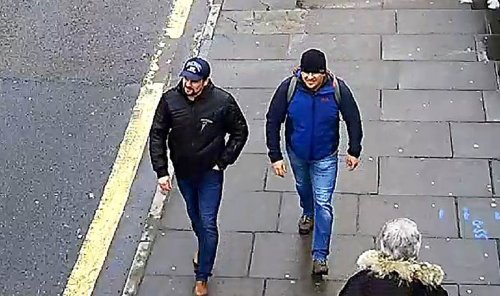 Timeline of movements by Russian 'spies' accused of Salisbury attack