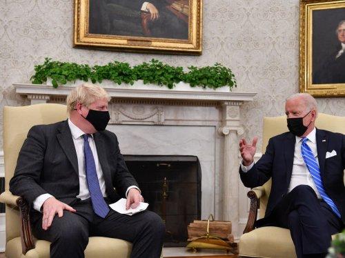 Biden dashes Boris Johnson's post-Brexit trade deal hopes - follow live