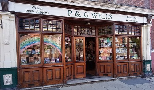 Independent Bookshop Week: Discover some of the UK's most loved stores by following a literary tour