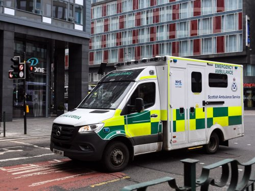 Scottish government asks military for help over ambulance crisis