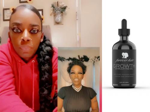 'Gorilla Glue girl' launches new haircare line