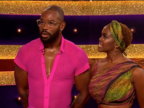 Strictly's Ugo Monye pays tribute to late father as he competes hours after funeral