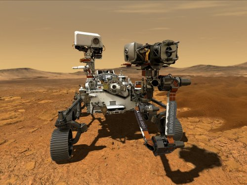 Nasa's Perseverance rover starts searching for alien life