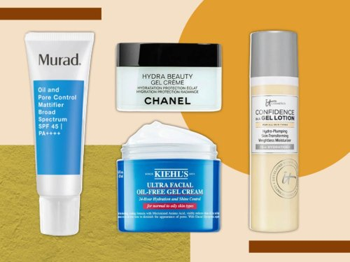 Keep a shiny T-zone at bay with one of these moisturisers