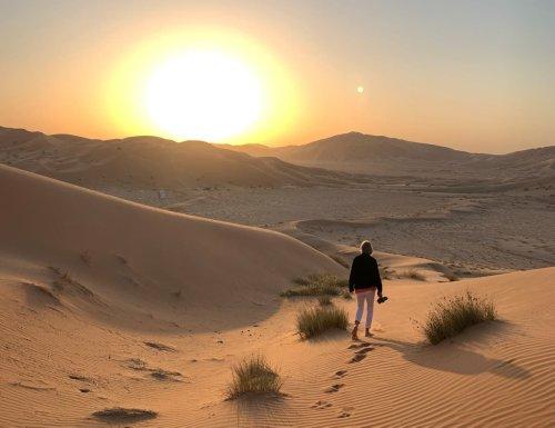 Beyond remote: exploring Oman's Empty Quarter
