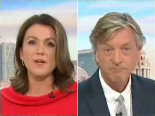 Susanna Reid praised for comments about 'Covid failures' on Good Morning Britain