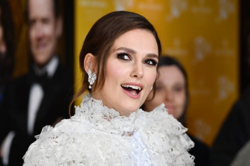 Keira Knightley faces backlash after revealing she wore Chanel and red lipstick every day in lockdown