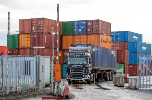 Collapse in British exports since Brexit hands Republic of Ireland a trade surplus