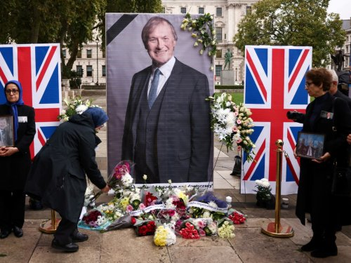 David Amess funeral to be held at Westminster Cathedral next month