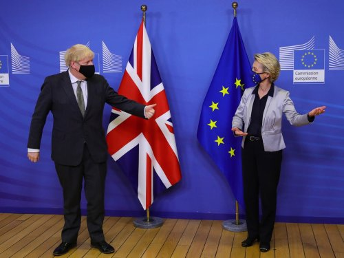 More voters blame EU for Brexit trade problems than UK government