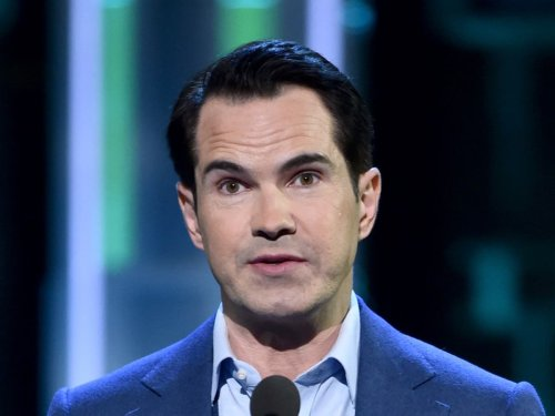 Jimmy Carr rages at heckler who is forcibly removed from gig: 'Get him out'