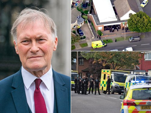 Everything we know about Sir David Amess' death as man charged with murder