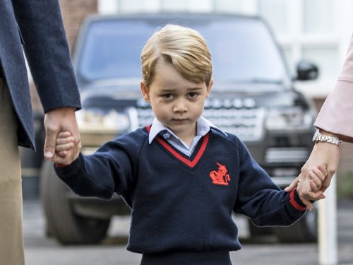 Prince George didn't know he'd be king until his 7th birthday