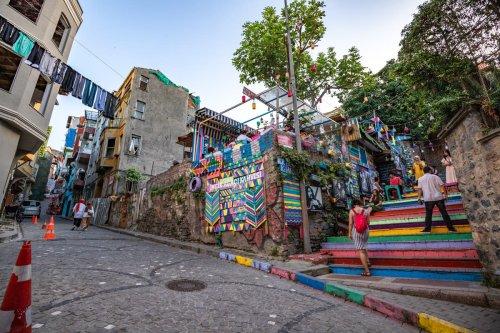 Inside Istanbul's secret rainbow neighbourhood, Balat