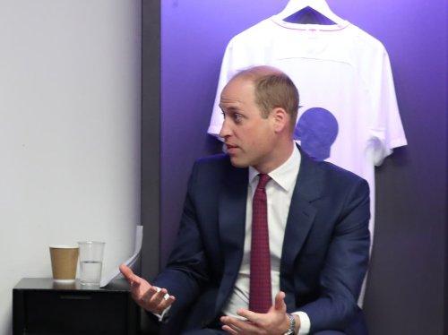 Prince William joins sport's social media boycott over racist abuse
