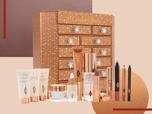 Has Charlotte Tilbury's advent calendar sleighed the game this year?