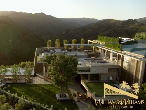 Cryptocurrency billionaire 'buys $83m California mansion outfitted with two panic rooms'