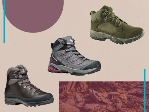 9 best women's hiking boots for rambling and trekking