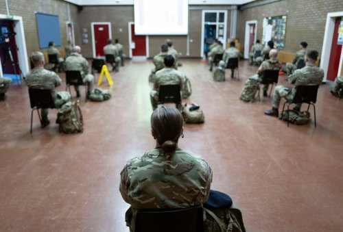 MoD 'failed to protect female personnel' from gendered abuse, inquiry finds