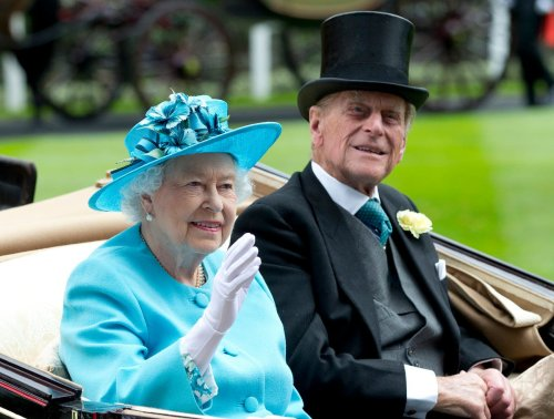 Prince Philip's messy mustard joke got him into trouble with the Queen