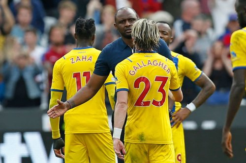Palace and Brighton showing ambition to punch through Premier League's glass ceiling