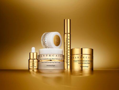 Nourish your skin with Chantecaille's Gold Collection