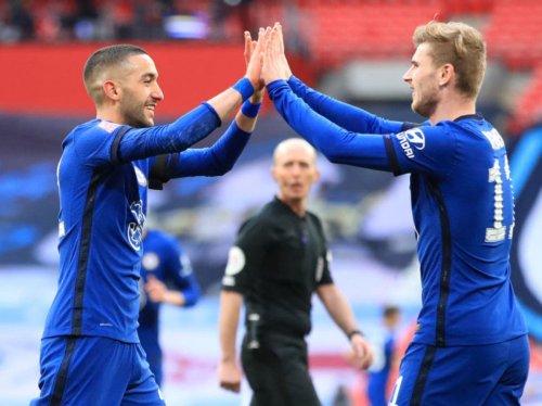 Chelsea dash Man City's quadruple dreams to reach FA Cup final