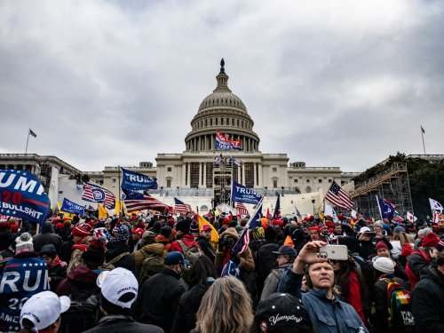 Capitol riots are 'worst case scenario' says cybersecurity expert