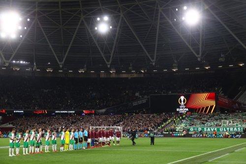 West Ham vs Genk LIVE: Latest Europa League updates