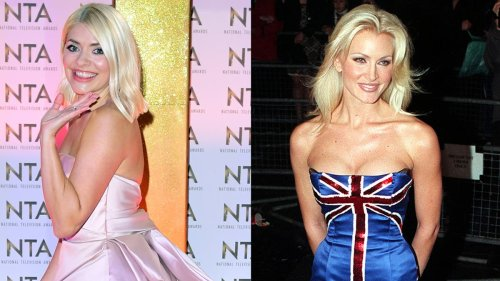 National Television Awards: The most retro – and brilliant – red carpet looks you've probably forgotten about