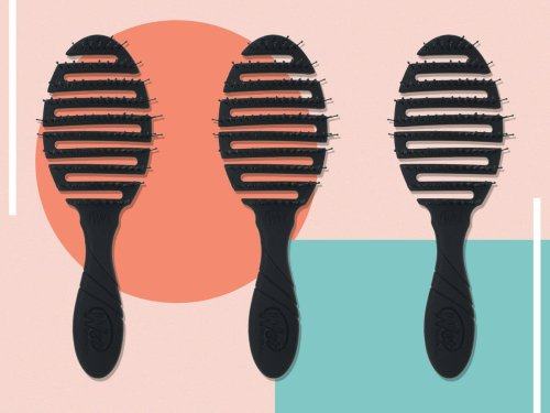 This hairbrush detangles knots better than anything else I've tried – including the tangle teezer