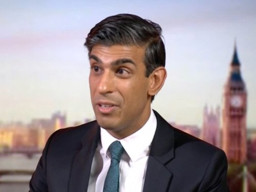 Rishi Sunak rejects Marcus Rashford's call for free school meals extension