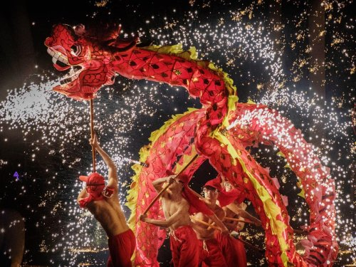When is the Chinese New Year and what is the meaning of the Year of the Ox?
