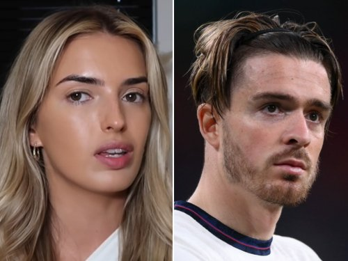 Jack Grealish's girlfriend says she received 200 death threats a day