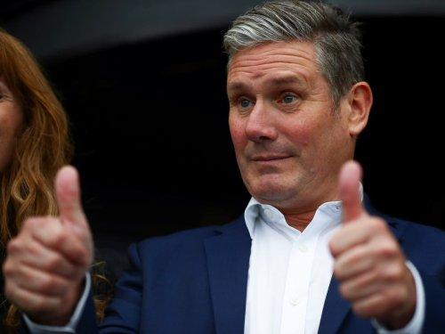 Keir Starmer drops key leadership election changes - live