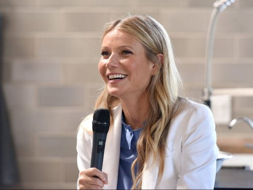 Gwyneth Paltrow says she 'went off the rails' during lockdown and actually ate bread