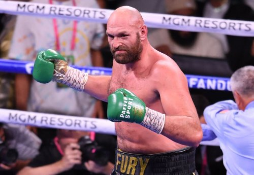 Tyson Fury will 'disown' brother Tommy if he loses to Jake Paul