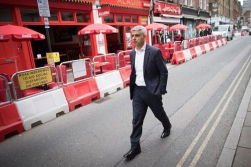 'Too early to say' if Sadiq Khan has won London mayoral race, says Labour source