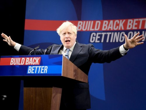 Voters do not believe Boris Johnson's promises to 'level up' are sincere, poll finds