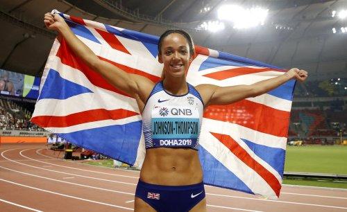 Who is heptathlete Katarina Johnson-Thompson?