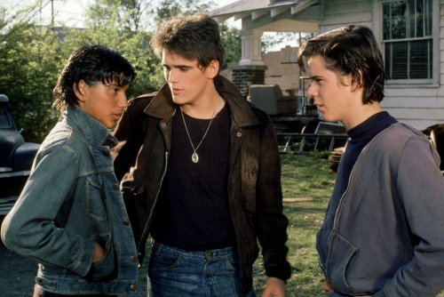 How The Outsiders launched the careers of the Brat Pack