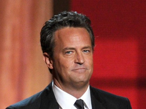 Matthew Perry announces split from fiancée days after Friends reunion