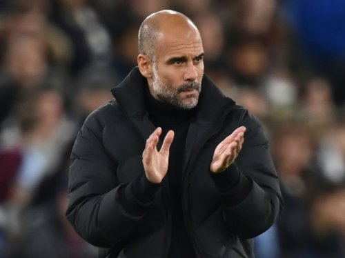 Pep Guardiola pleased by Man City performance despite crashing out