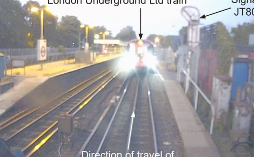 'Fatigued' train driver with history of safety errors narrowly avoided crash
