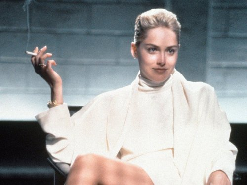 Sharon Stone says she cannot stop the release of director's XXX Basic Instinct cut