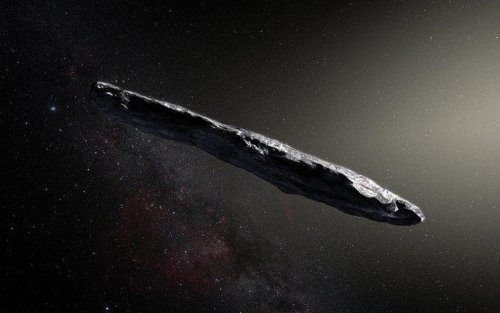 The nature of the first known visitor from another solar system is still a mystery, scientists claim