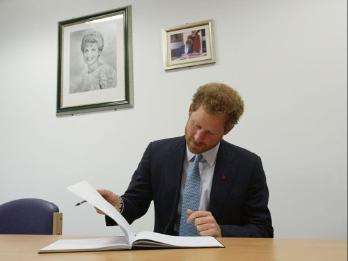 Prince Harry has a four-book publishing deal with the second to be released after Queen's death
