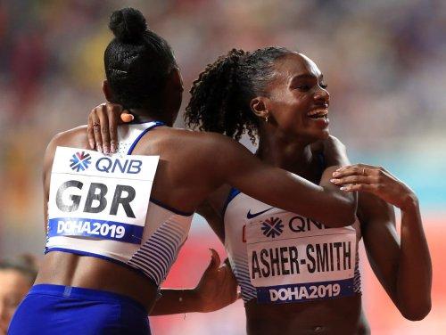 British duo Dina Asher-Smith and Daryll Neita both shine in 100m final in Zurich