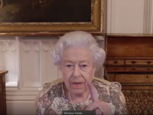 Queen holds Zoom call with the new Governor-General of New Zealand