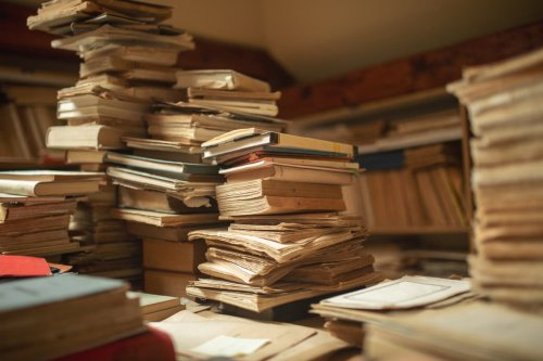 Editor's Letter: I can't stop buying books – perhaps I'll get round to reading them one day